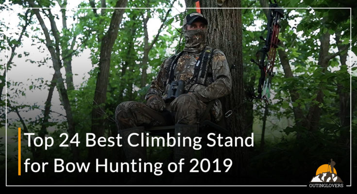 Top 24 Best Climbing Stand for Bow Hunting of 2019