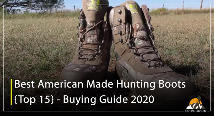 Best American Made Hunting Boots {Top 15} - Buying Guide 2020