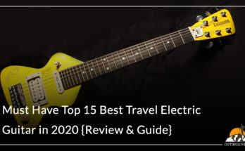 Best Travel Electric Guitar To Buy