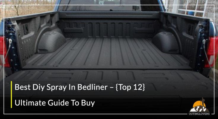 Best Diy Spray In Bedliner