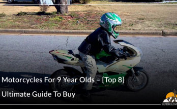 Motorcycles For 9 Year Olds