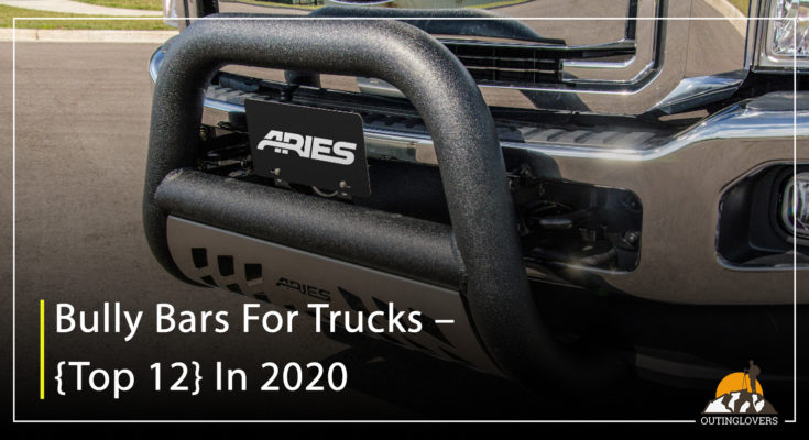 Bully Bars For Trucks