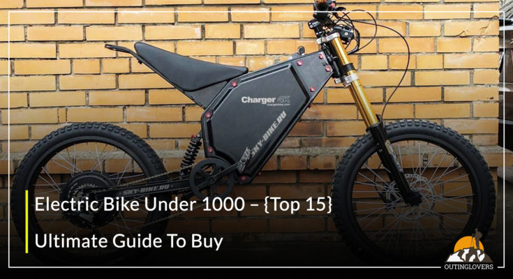 Electric Bike Under 1000