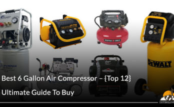 Best 6 Gallon Air Compressor
