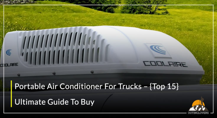 Portable Air Conditioner For Trucks