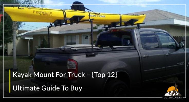 Kayak Mount For Truck