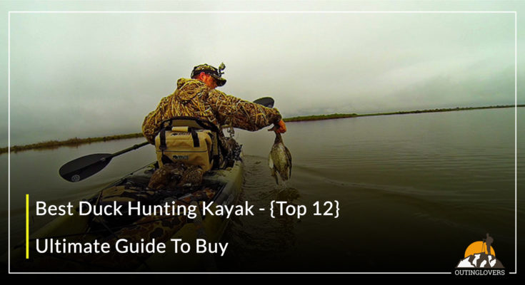 Best Duck Hunting Kayak