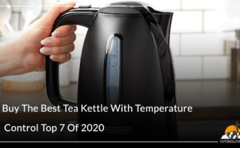 Buy The Best Tea Kettle With Temperature Control