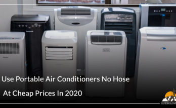 Portable Air Conditioners No Hose