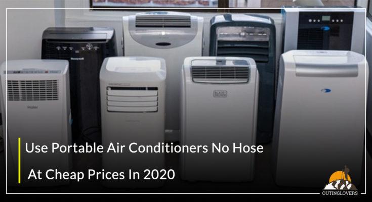 Portable Air Conditioners No Hose