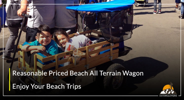 Beach All Terrain Wagon