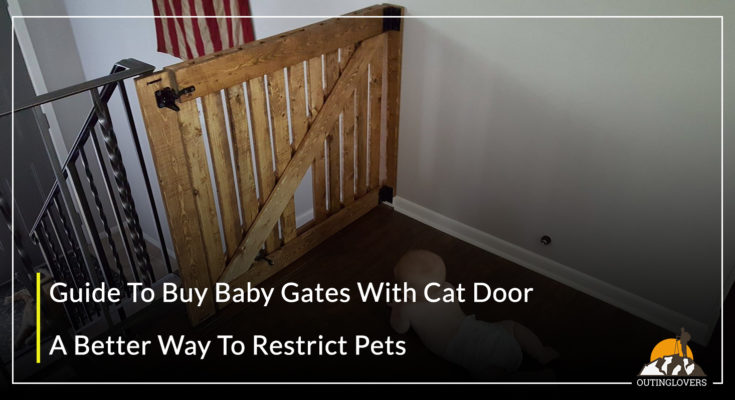 Baby Gates With Cat Door