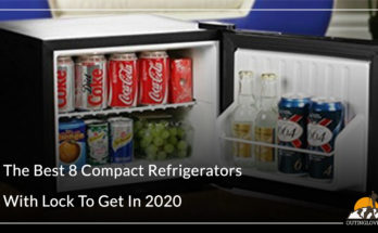 Compact Refrigerators With Lock