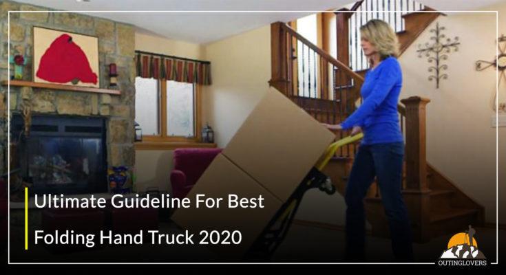 Best Folding Hand Truck