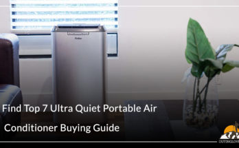 Ultra Quiet Portable Air Conditioner