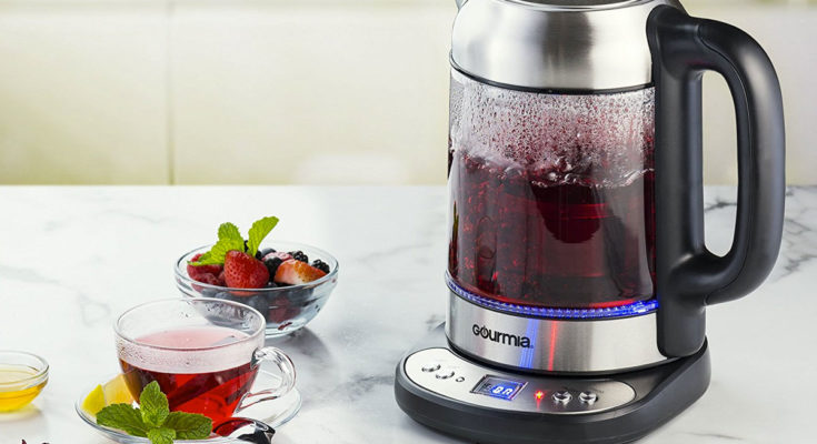 Top 8 Electric Tea Kettle With Infuser To Make Your Tea Taste Better