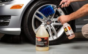 Best Alloy Wheel Cleaner
