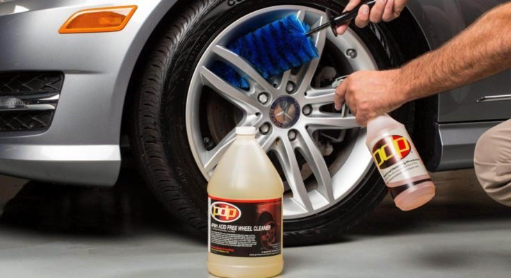 Best Alloy Wheel Cleaner