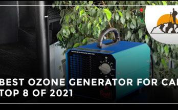 ozone generator for car
